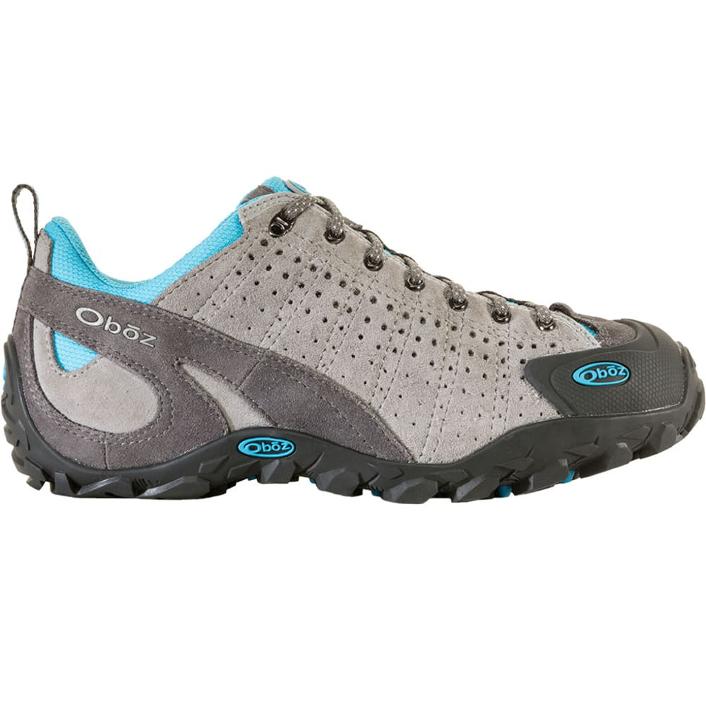 OBOZ Women's Teewinot Hiking Shoes - TURQUOISE
