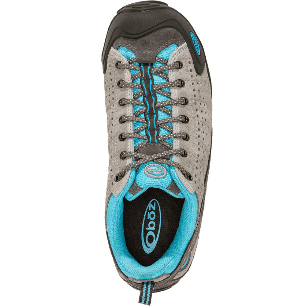 OBOZ Women's Teewinot Hiking Shoes - TURQUOISE