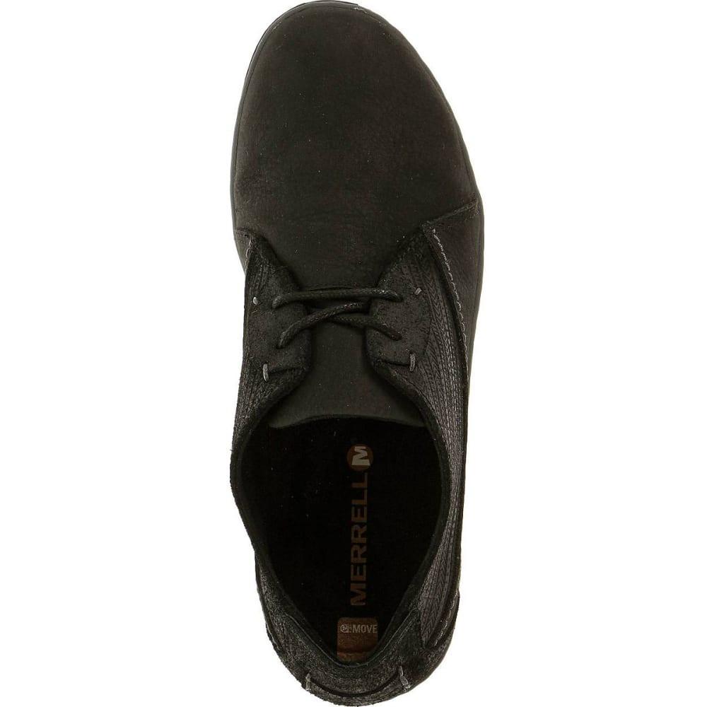 merrell s ashland tie shoes black