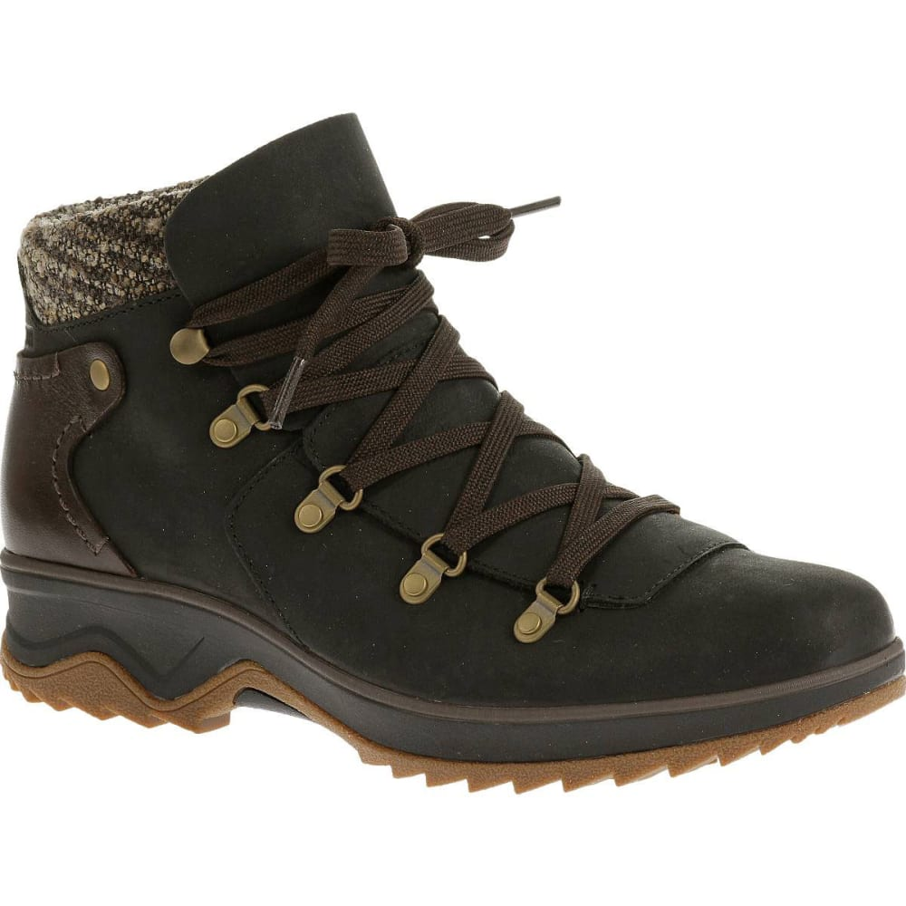MERRELL Women's Eventyr Bluff Waterproof Boots, Black - BLACK