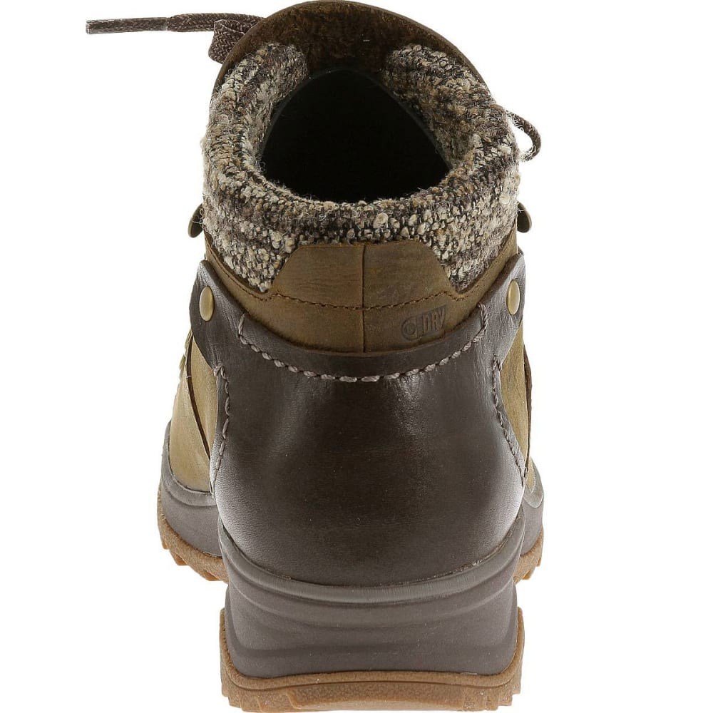 MERRELL Women's Eventyr Bluff Waterproof Boots, Dark Earth - DARK EARTH