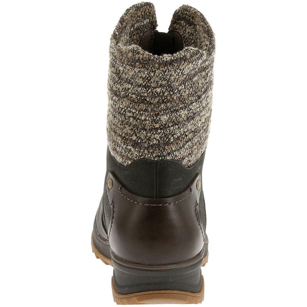 MERRELL Women's Eventyr Bond Waterproof Winter Boots, Black - BLACK