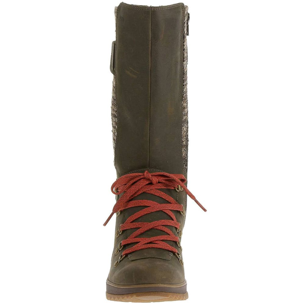 MERRELL Women's Eventyr Peak Waterproof Boots, Bungee Cord - BUNGEE CORD
