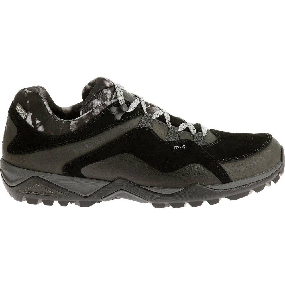 merrell s fluorecein waterproof shoes black