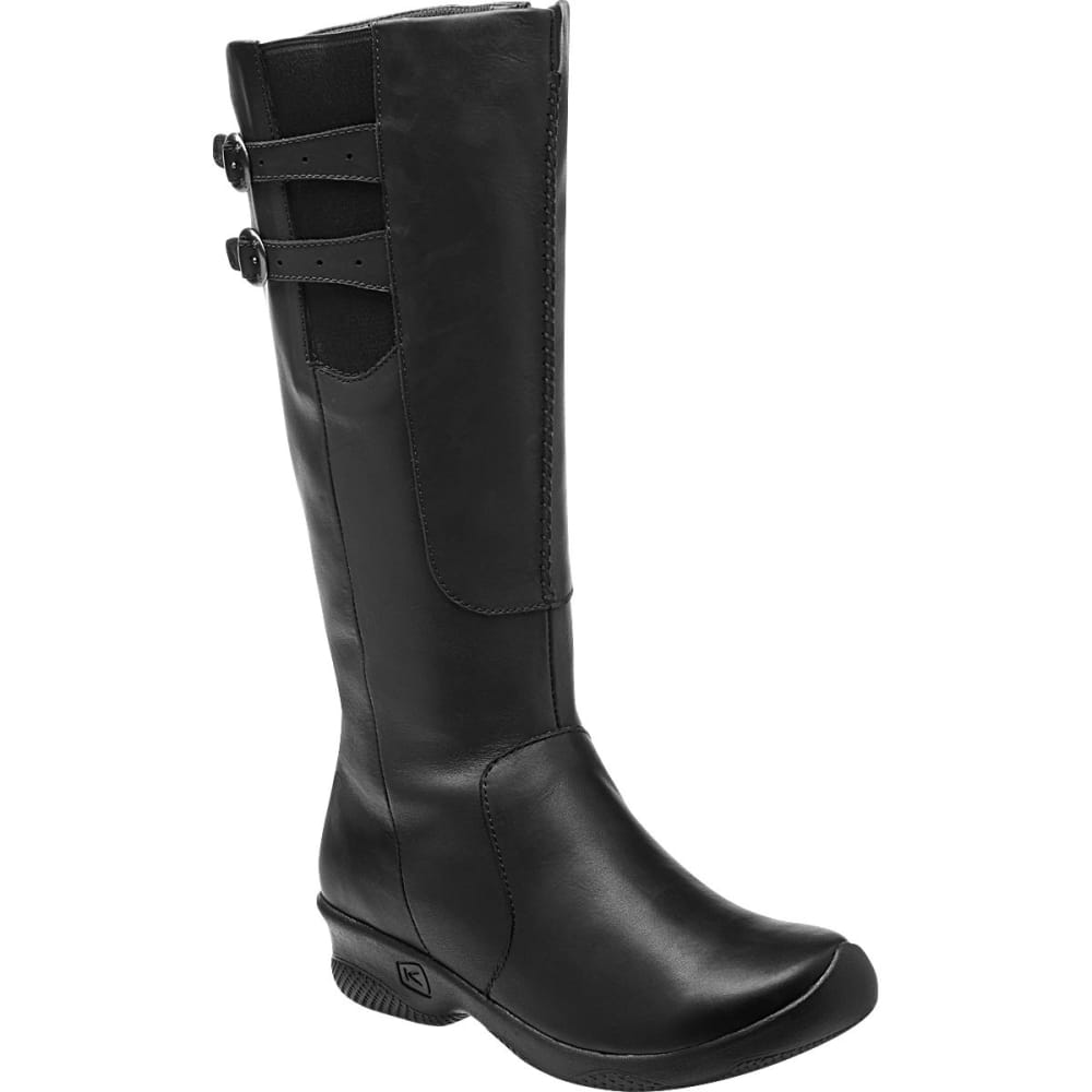 ab63b5156124 KEEN Women  39 s Bern Baby Bern Boots - BLACK