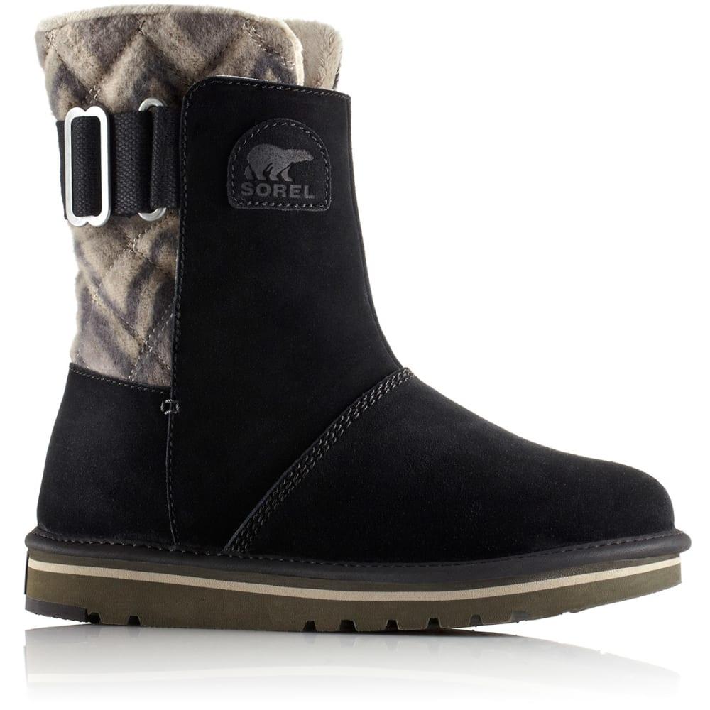 sorel s newbie boots black