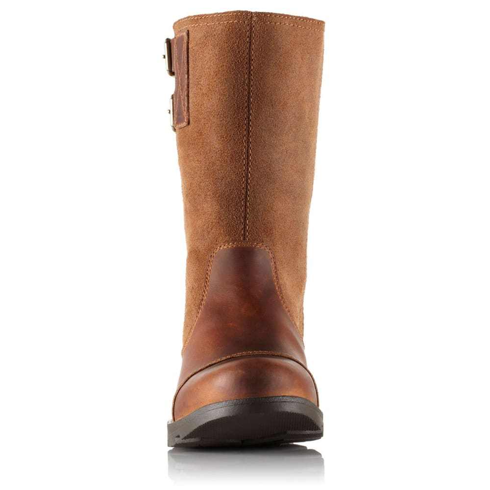 SOREL Women's Major Pull On Boot - GRIZZLY