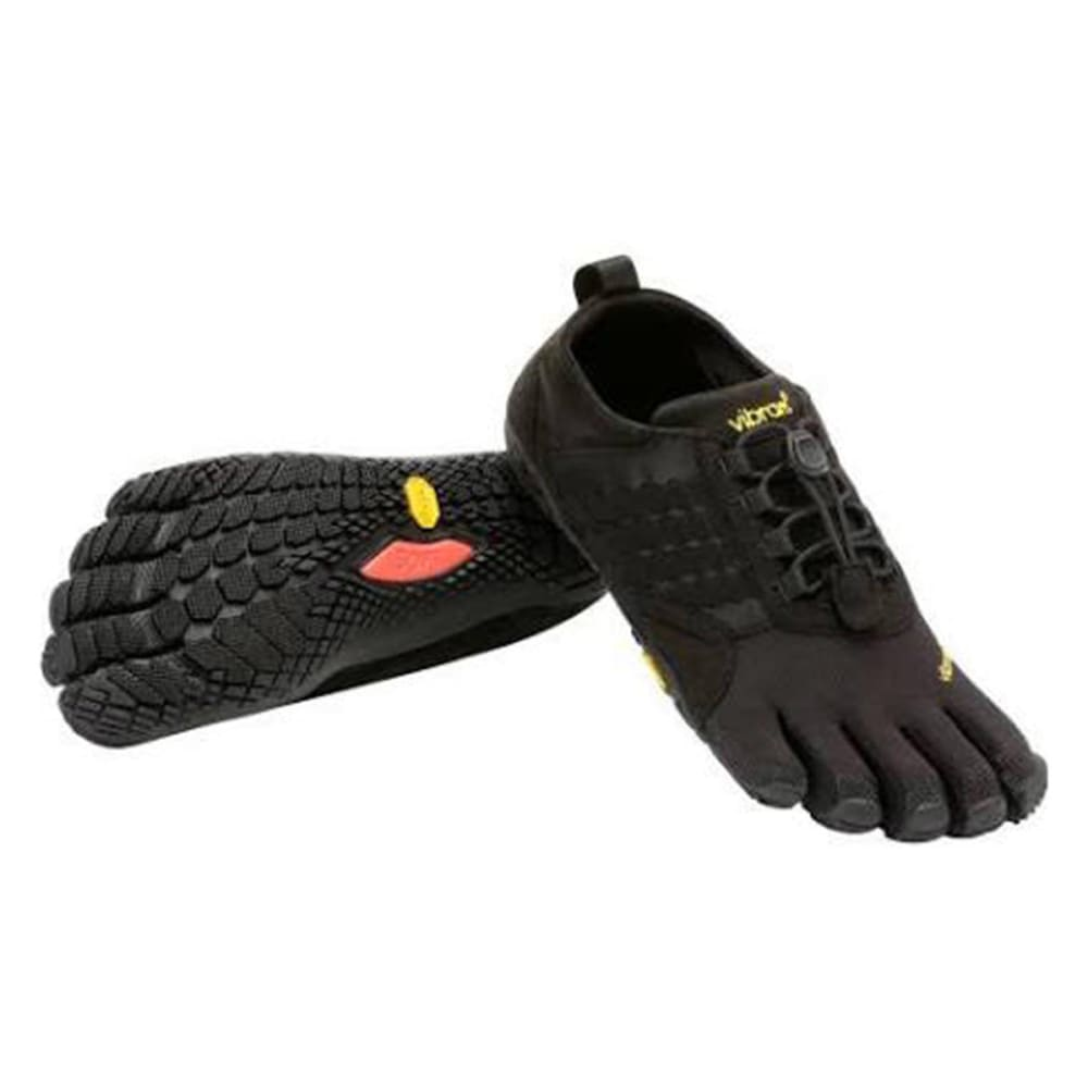 VIBRAM FIVEFINGERS Women's Trek Ascent Barefoot Shoes, Black - BLACK