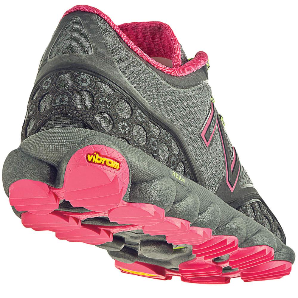 93b988654d494 NEW BALANCE Women's Minimus 1010 Trail Running Shoes, Grey/Pink