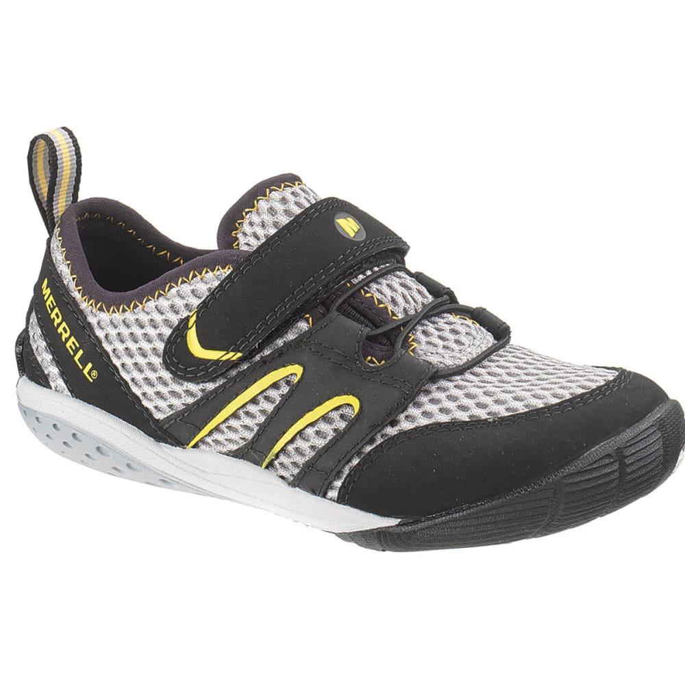 02d2fbfb MERRELL Kids' Trail Glove Barefoot Shoes, Granite