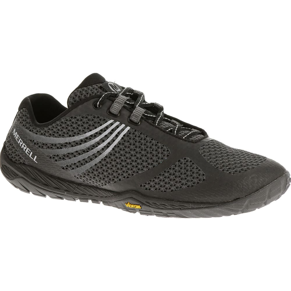 MERRELL Women's Pace Glove 3 Running Shoes - BLACK