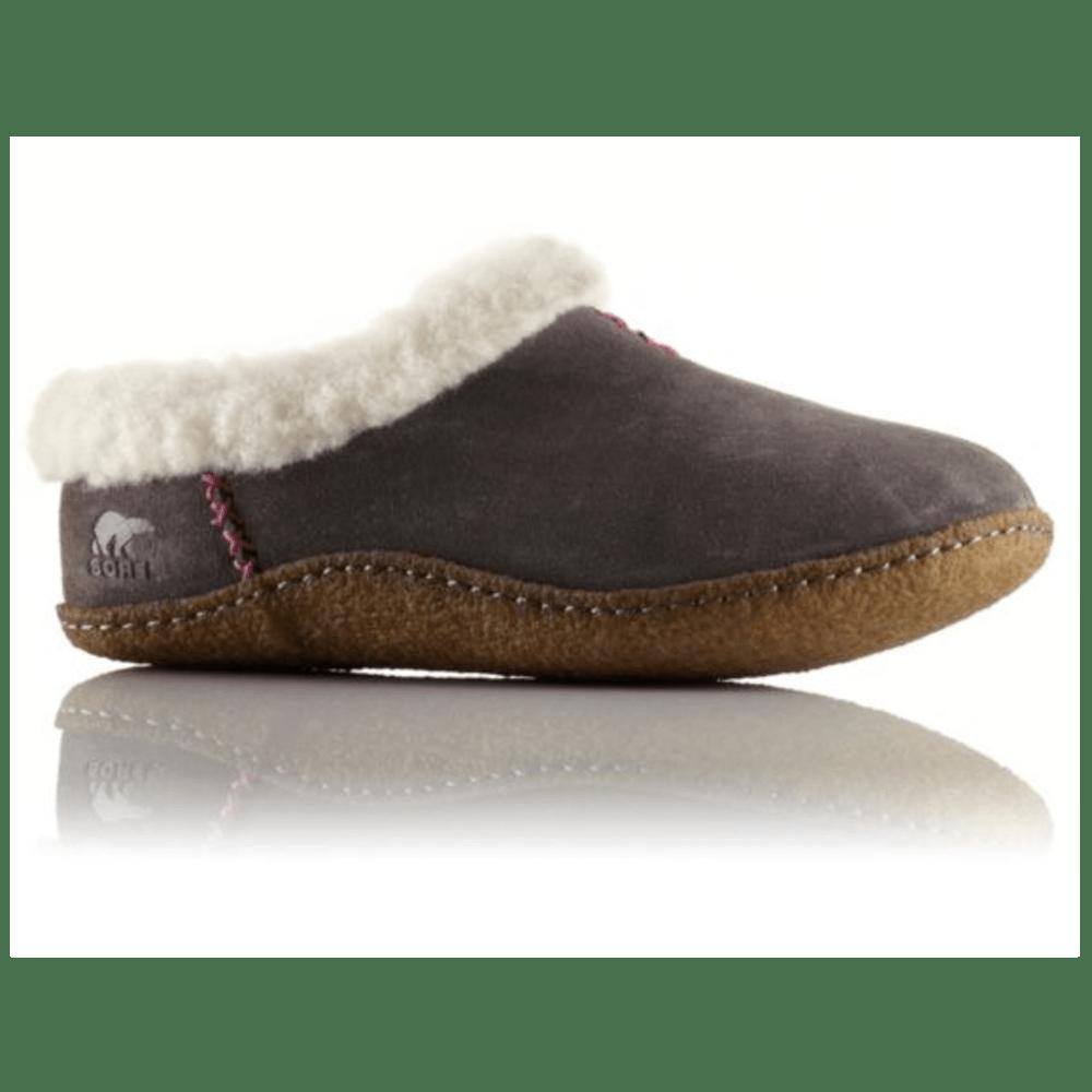 SOREL Women's Nakiska Slippers - GRAY
