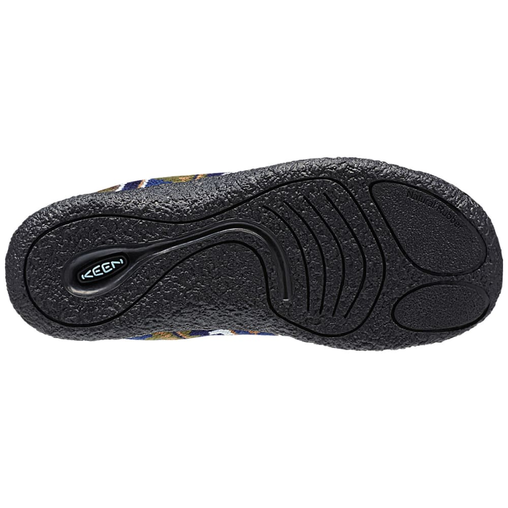 KEEN Women's Howser Slides, Forest Night - FOREST
