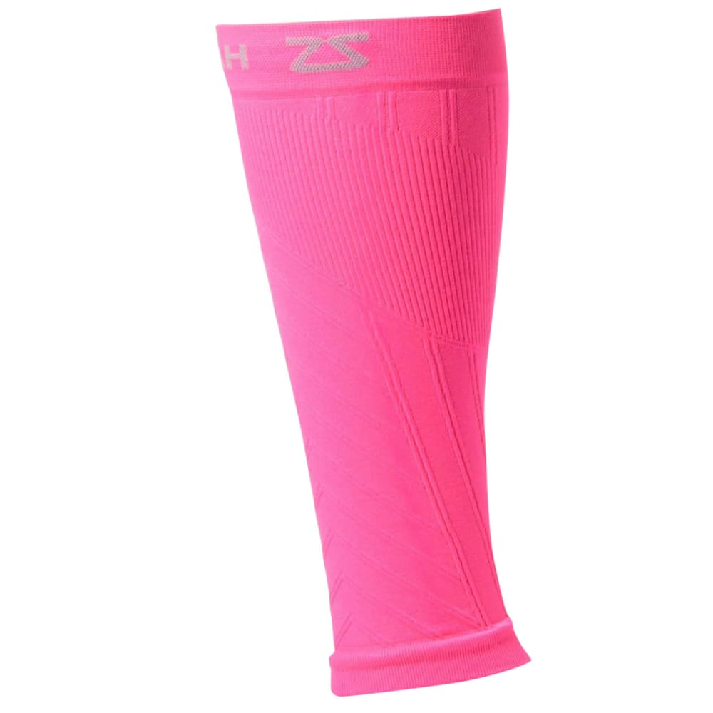 ZENSAH Compression Leg Sleeves - NEONPINK