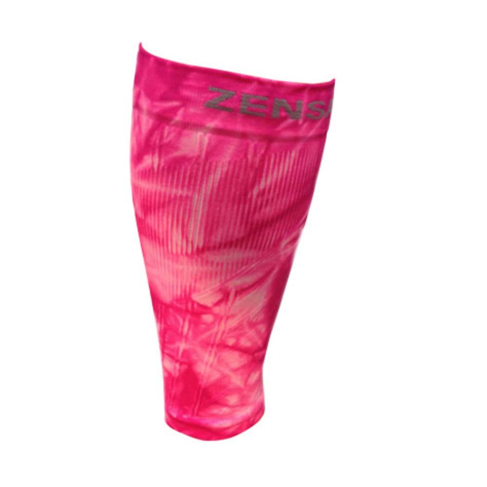 ZENSAH Compression Leg Sleeves - PINK TYE DYE