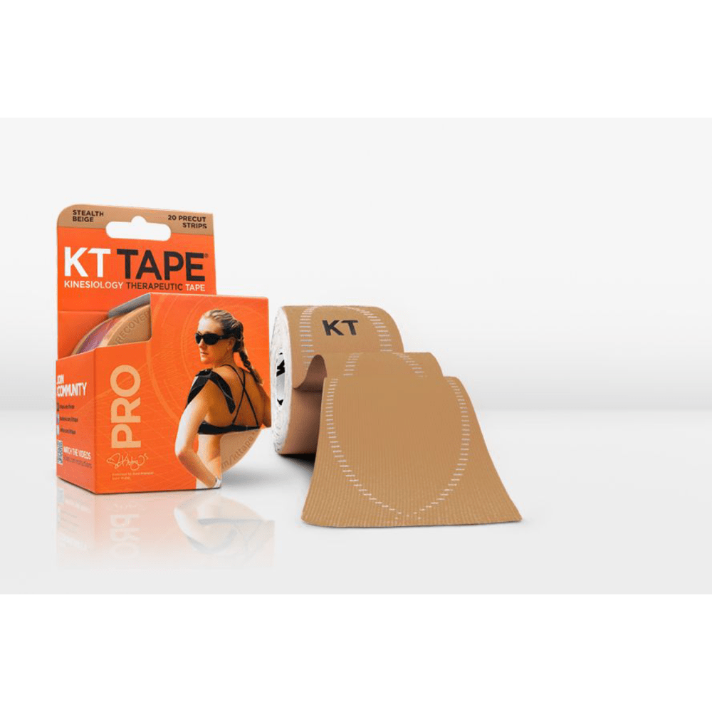 KT TAPE Pro Athletic Tape - STEALTH BEIGE