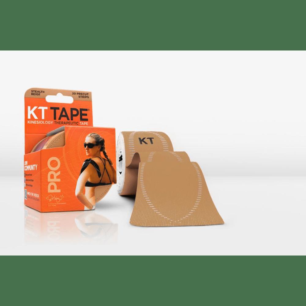 KT TAPE Pro Athletic Tape - STEALTH BEIGE