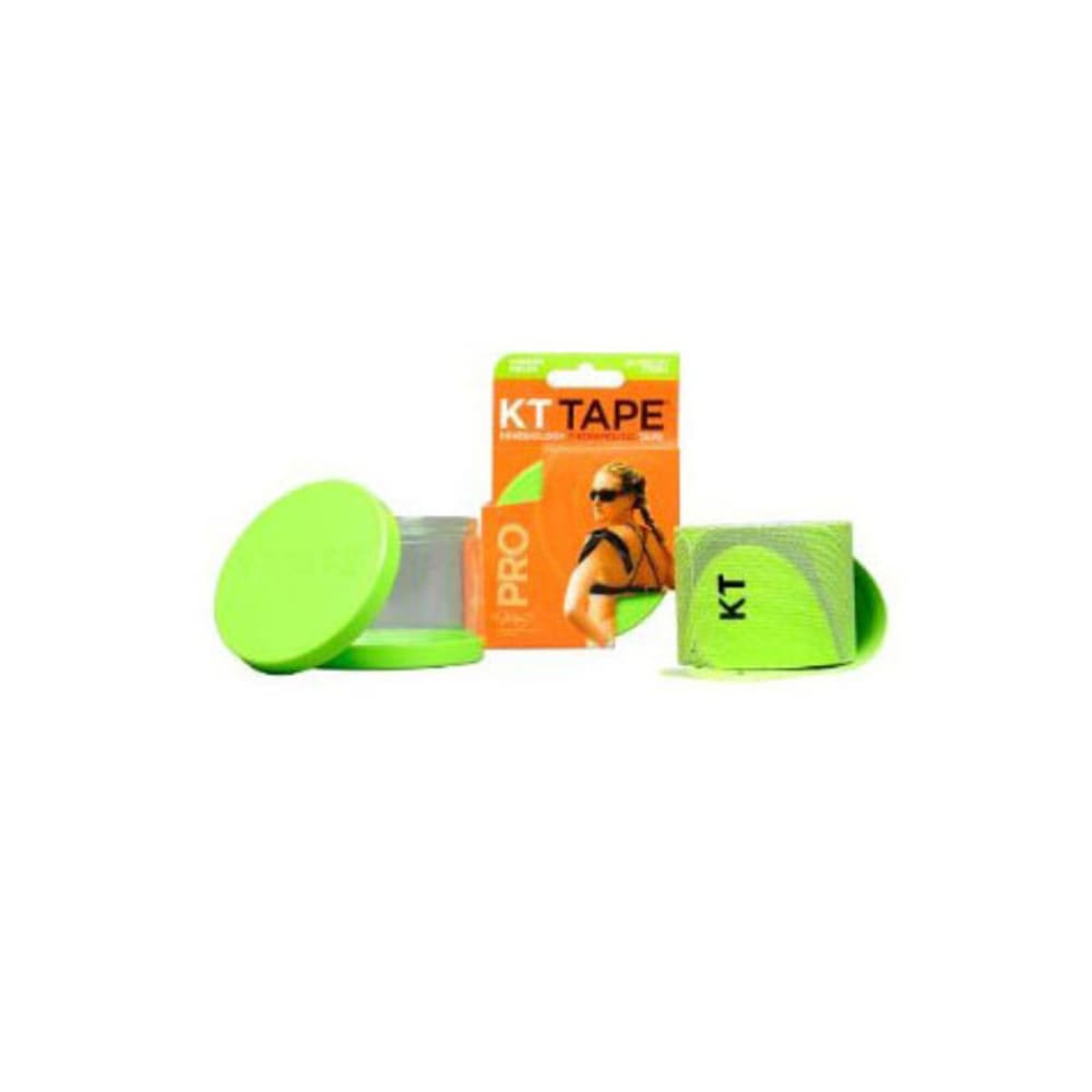 KT TAPE Pro Athletic Tape - WINNER GREEN