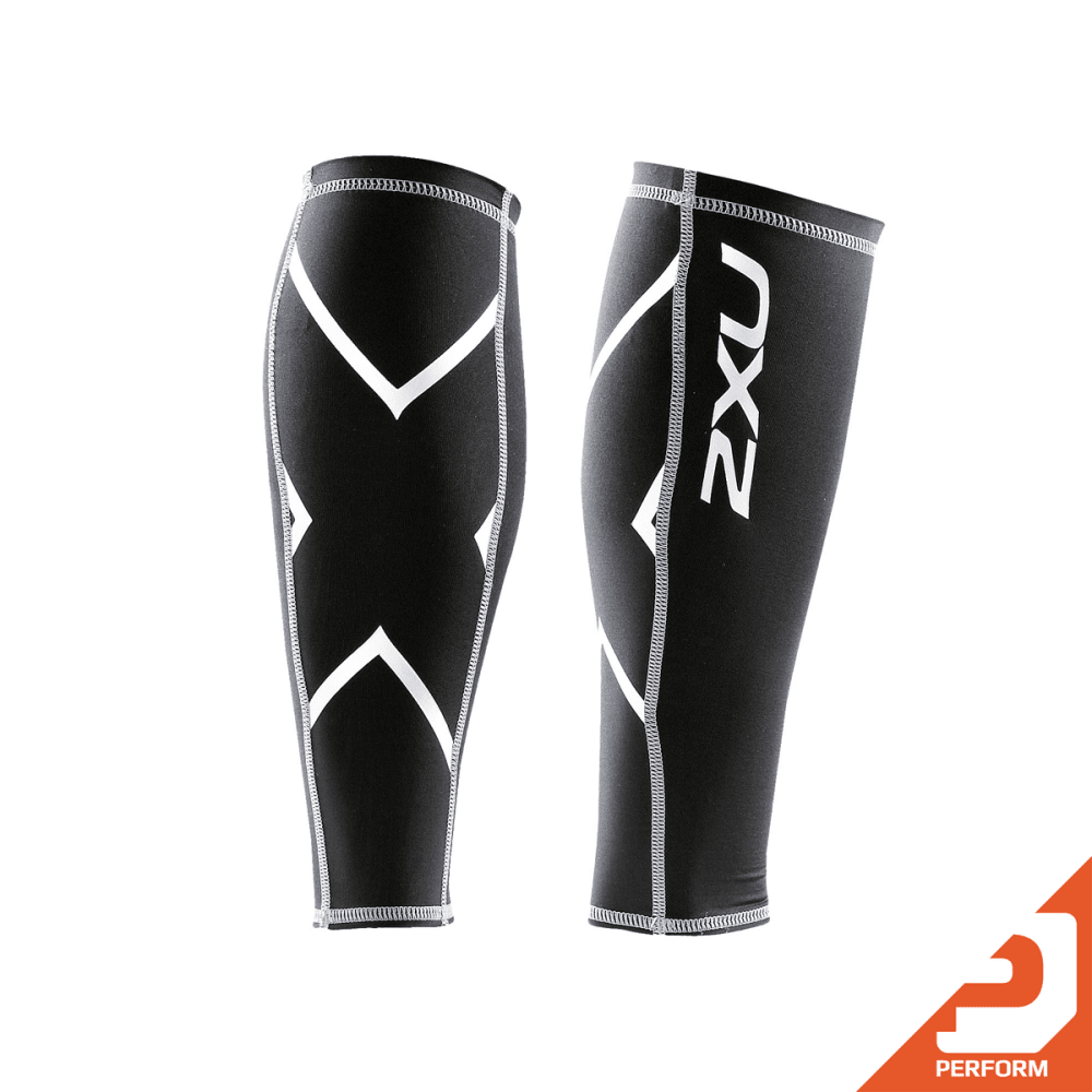 2XU Compression Calf Guard - BLACK