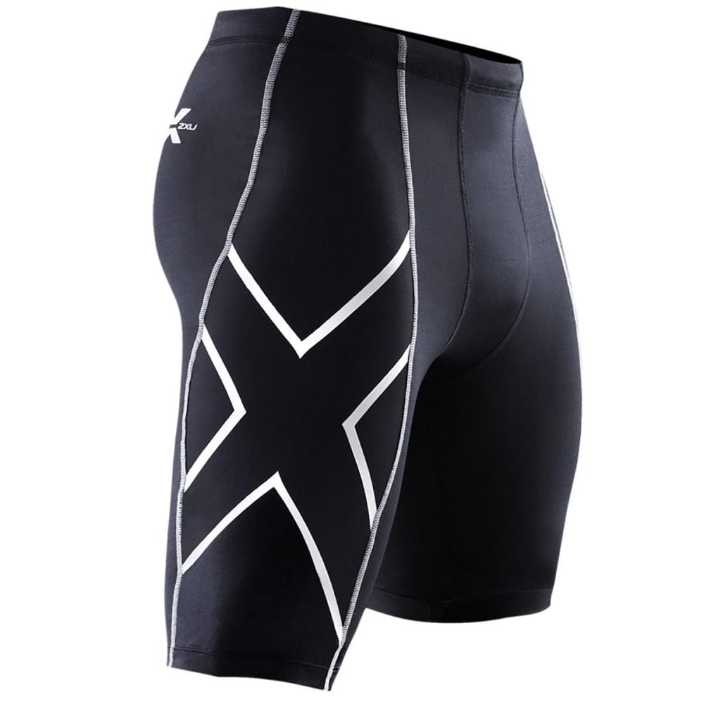 2XU Men's Compression Shorts - BLACK
