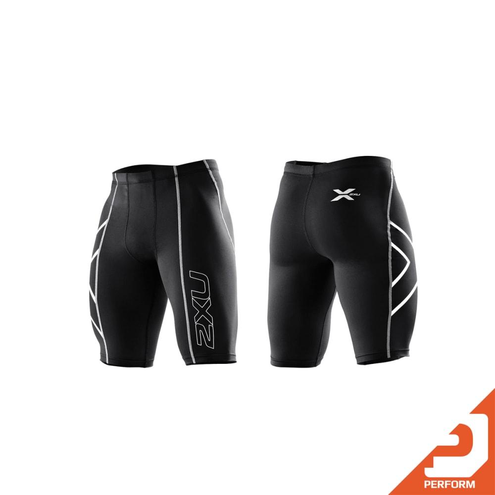 2XU Men's Compression Shorts - BLACK/NERO