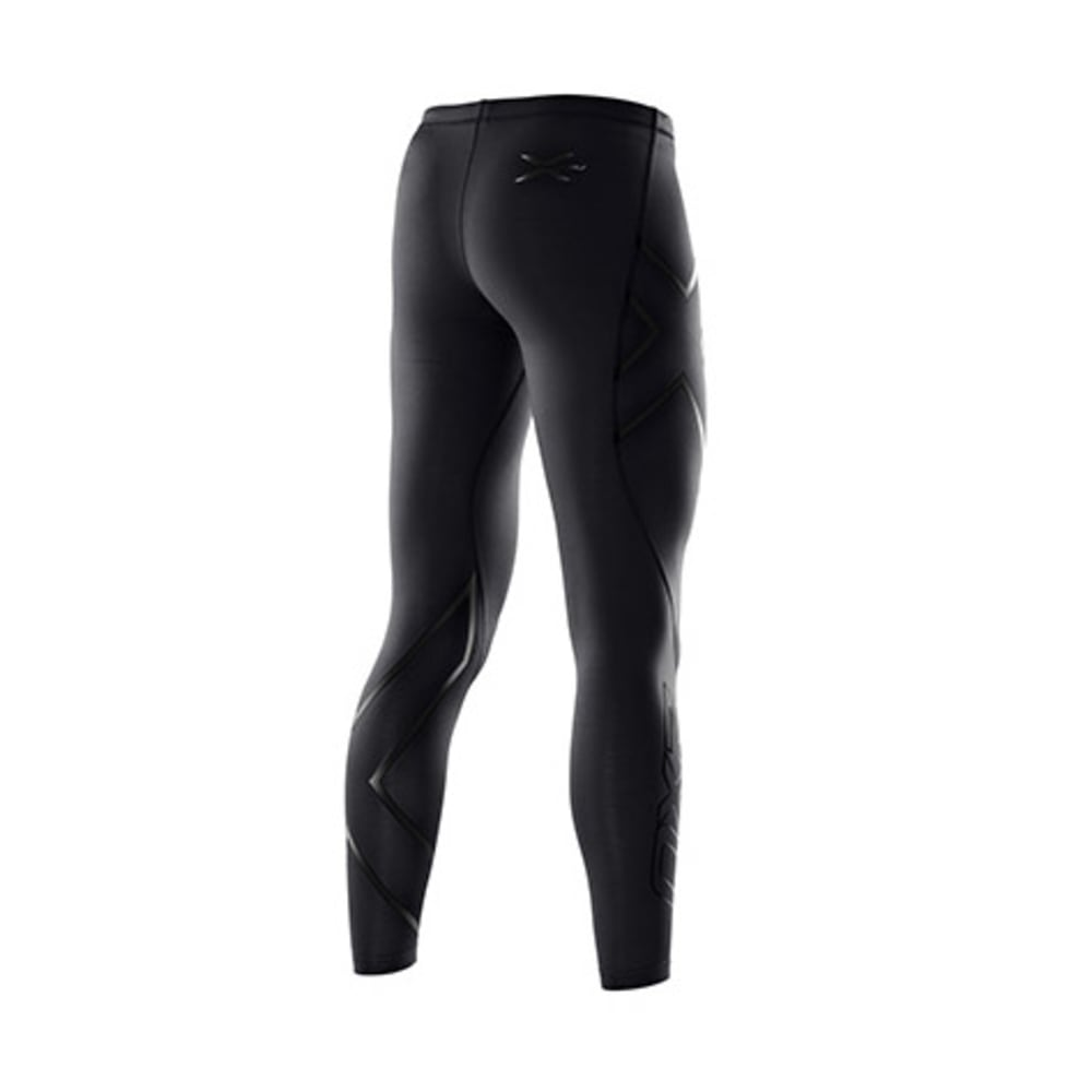 2XU Women's Compression Tights - BLACK/GREY