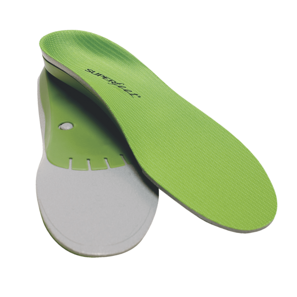 SUPERFEET Green Premium Insoles - GREEN
