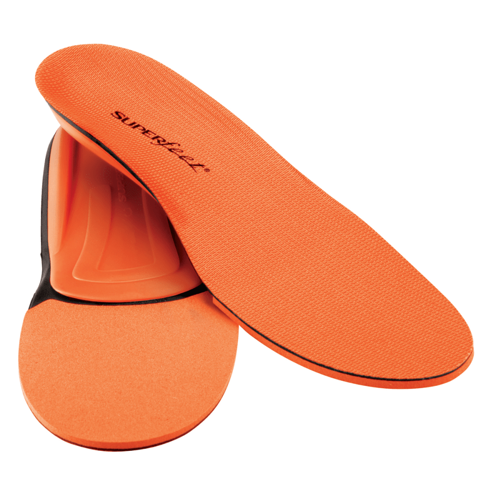 SUPERFEET Men's Orange Insoles - ORANGE