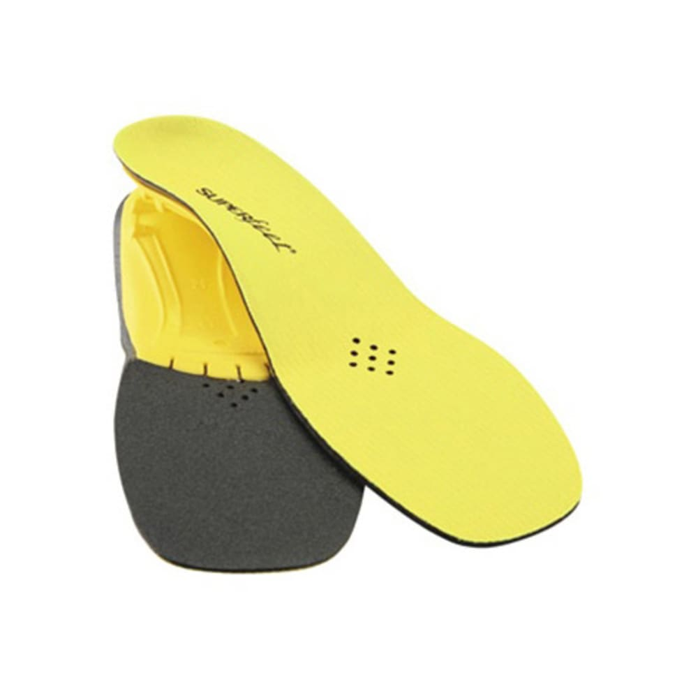SUPERFEET Yellow Insoles - YELLOW