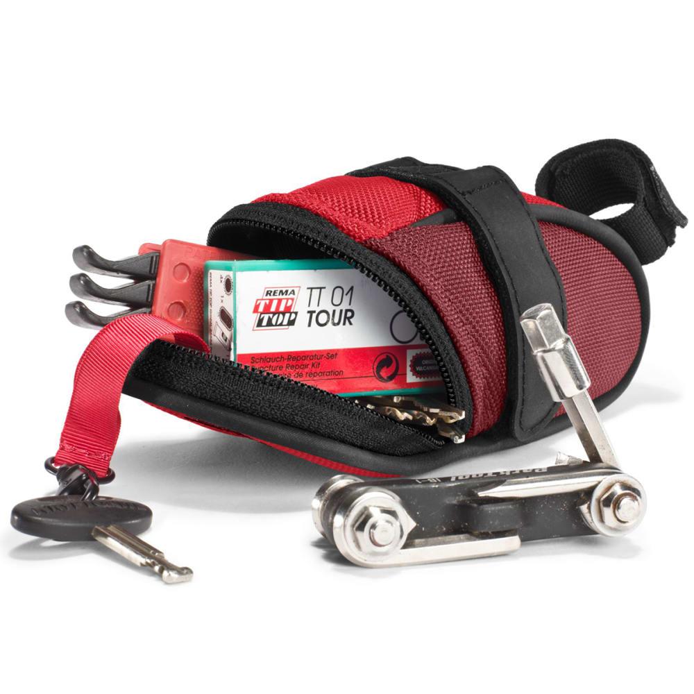 TIMBUK2 Bike Seat Bag, Medium - DIABLO RED