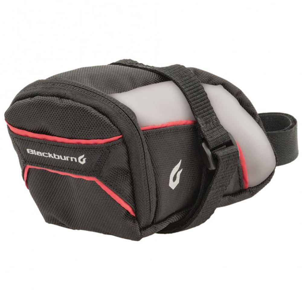 BLACKBURN Small Local Seat Bag - BLACK/GREY