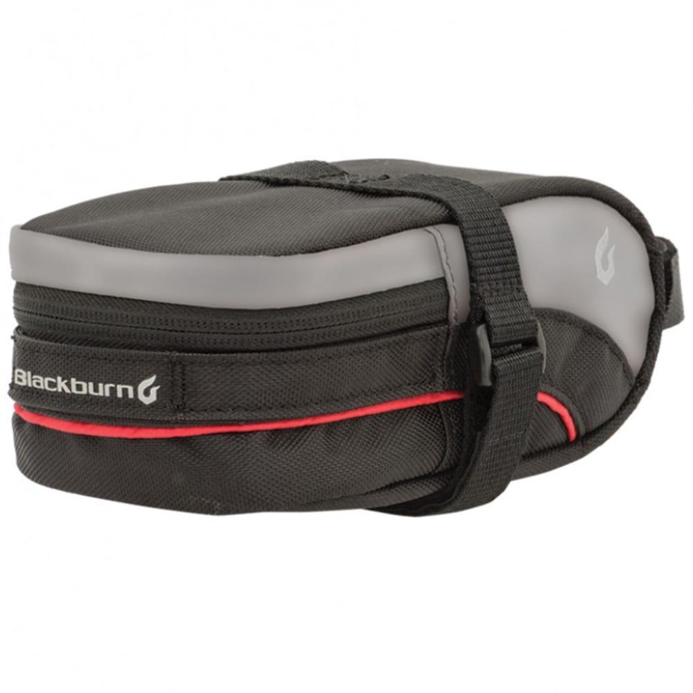 BLACKBURN Medium Local Seat Bag - BLACK/GREY