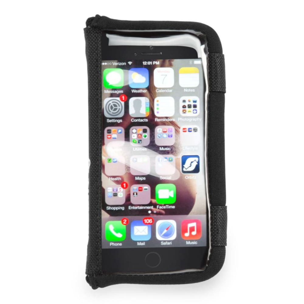 TIMBUK2 Skyline iPhone Mount, Large - BLACK