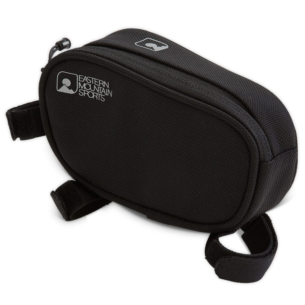 EMS® Top Tube Bag  - JET BLACK
