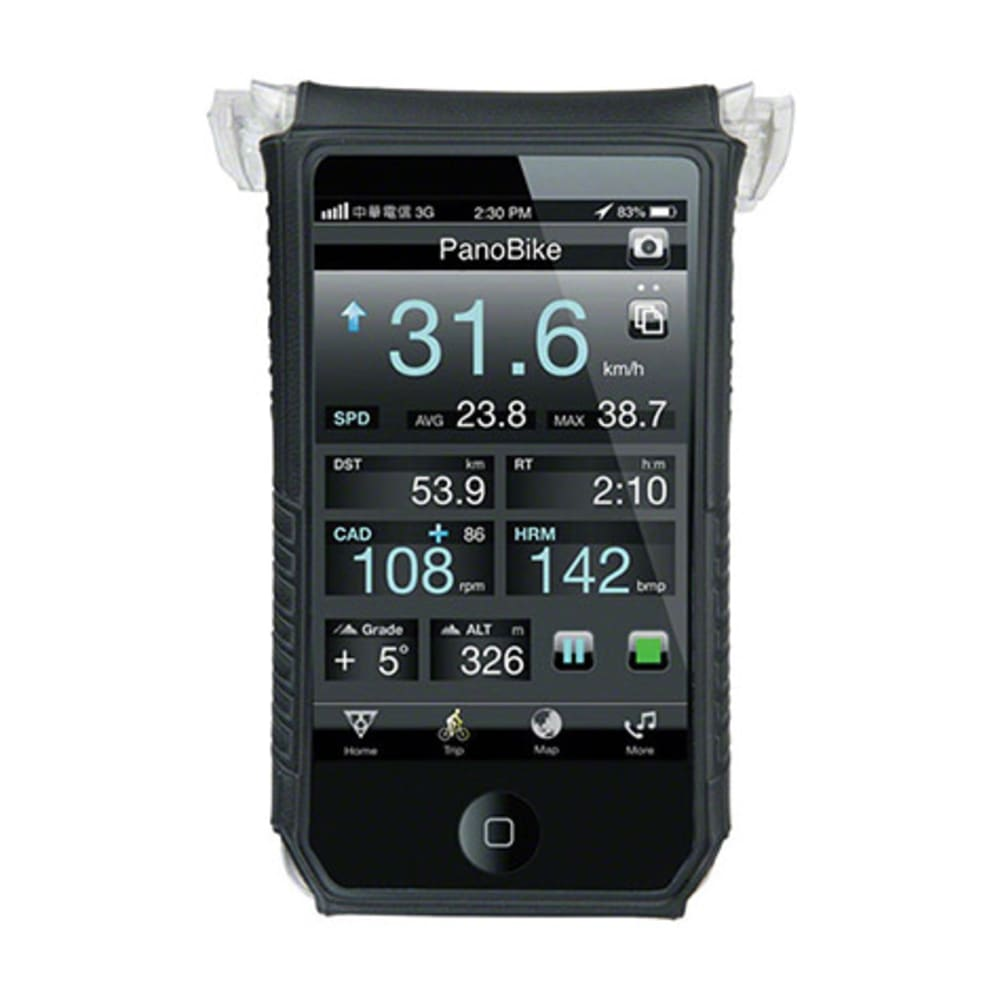 TOPEAK SmartPhone DryBag for iPhone 5 - BLACK