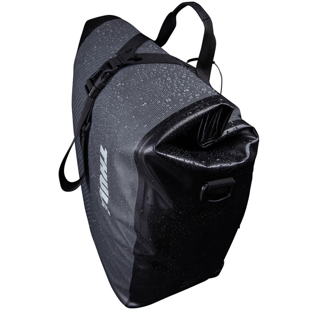 THULE Pack 'n Pedal Shield Pannier, Large - DARK SHADOW