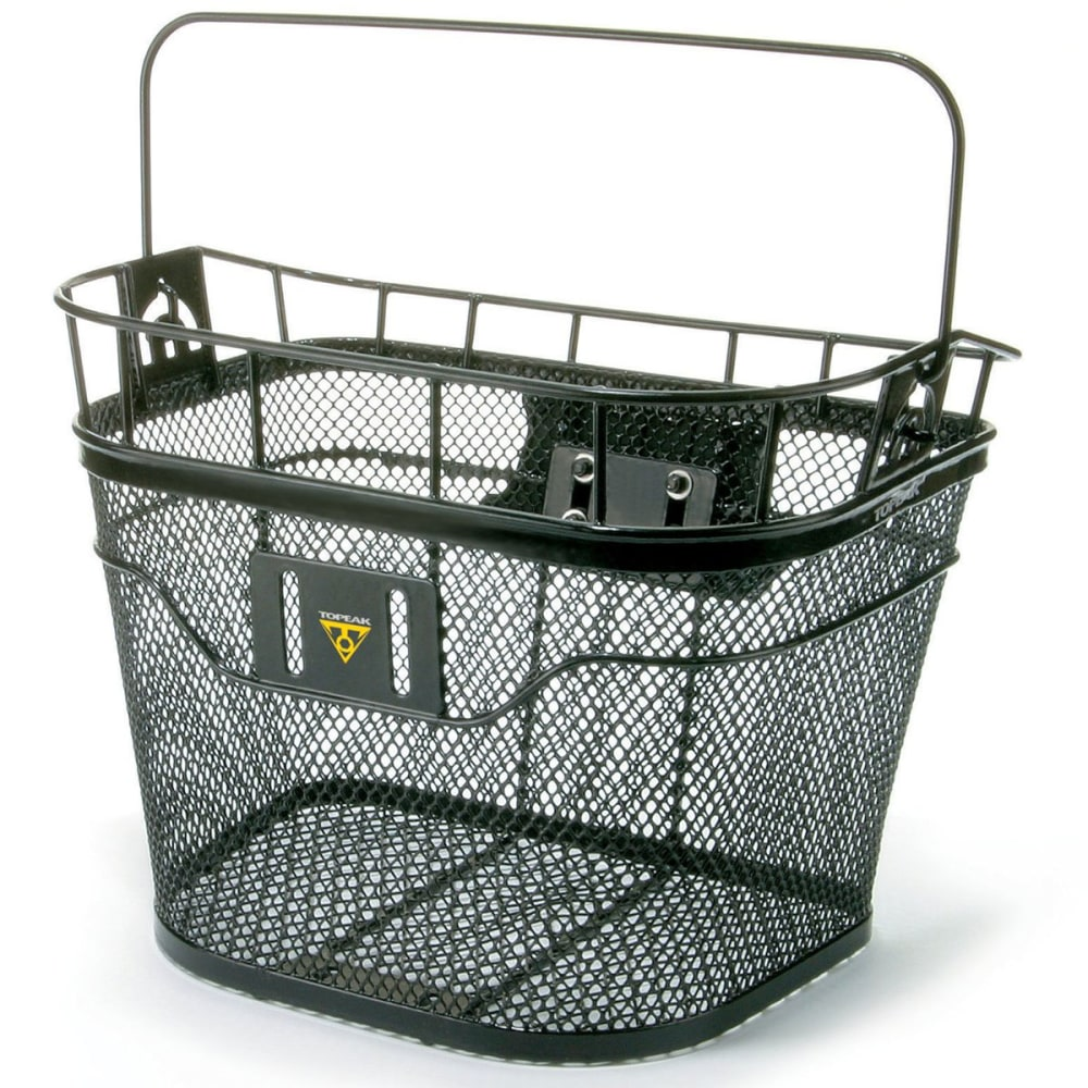 TOPEAK Front Basket - BLACK