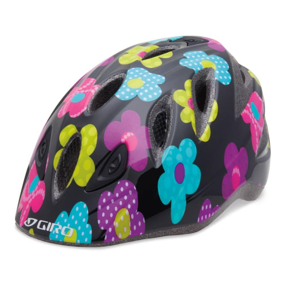 GIRO Kids' Rascal Bike Helmet - BLACK/PINK