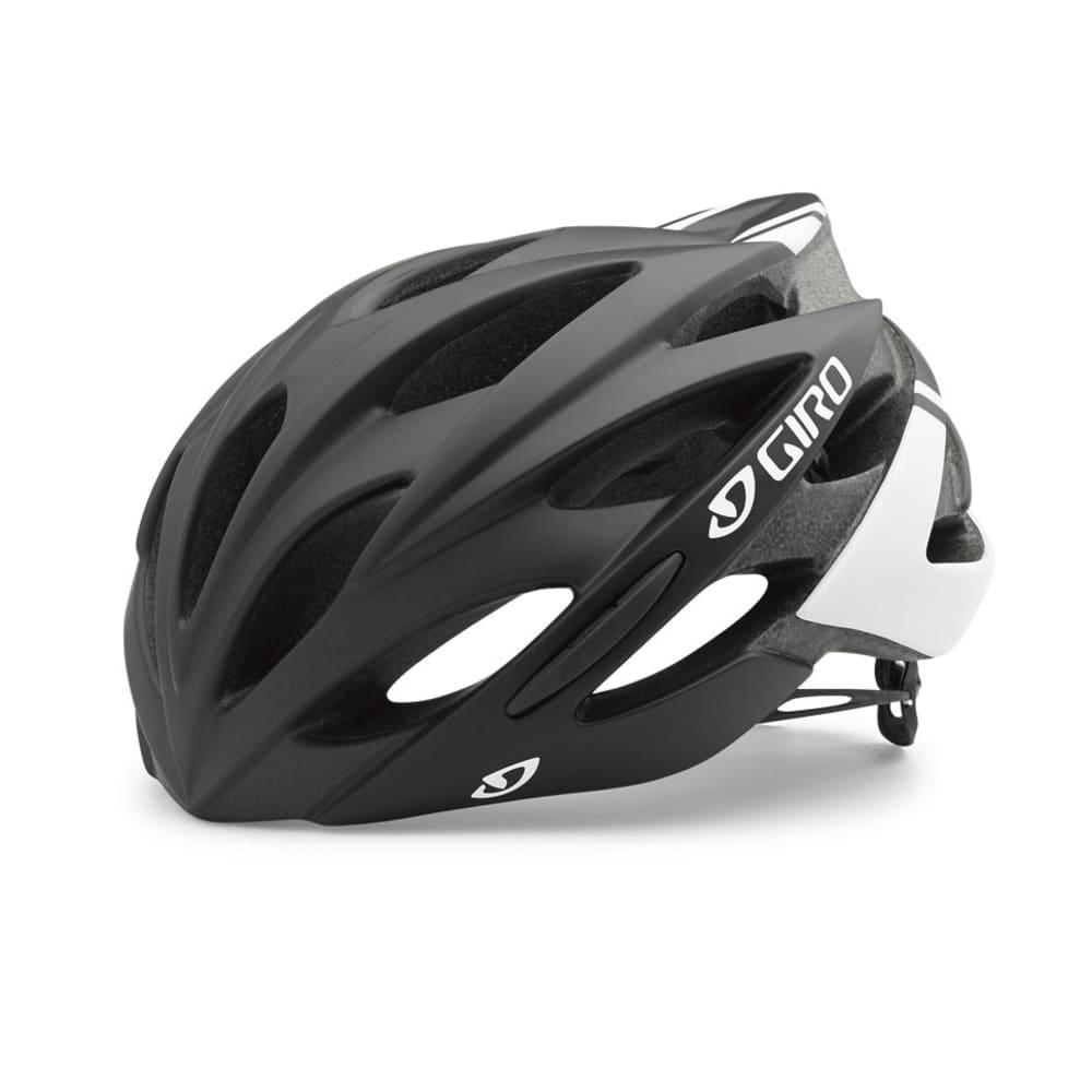 GIRO Savant Bike Helmet - MATTE BLACK/WHITE