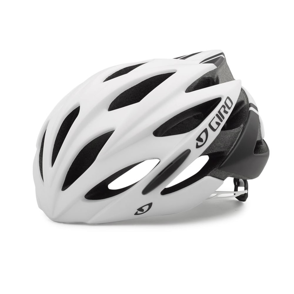 GIRO Savant Bike Helmet - MATTE WHITE/BLACK
