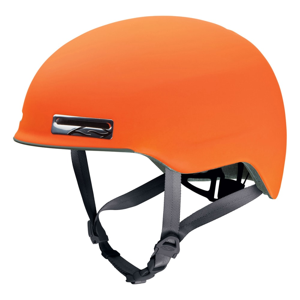 SMITH Maze Bike Helmet, Orange - ORANGE