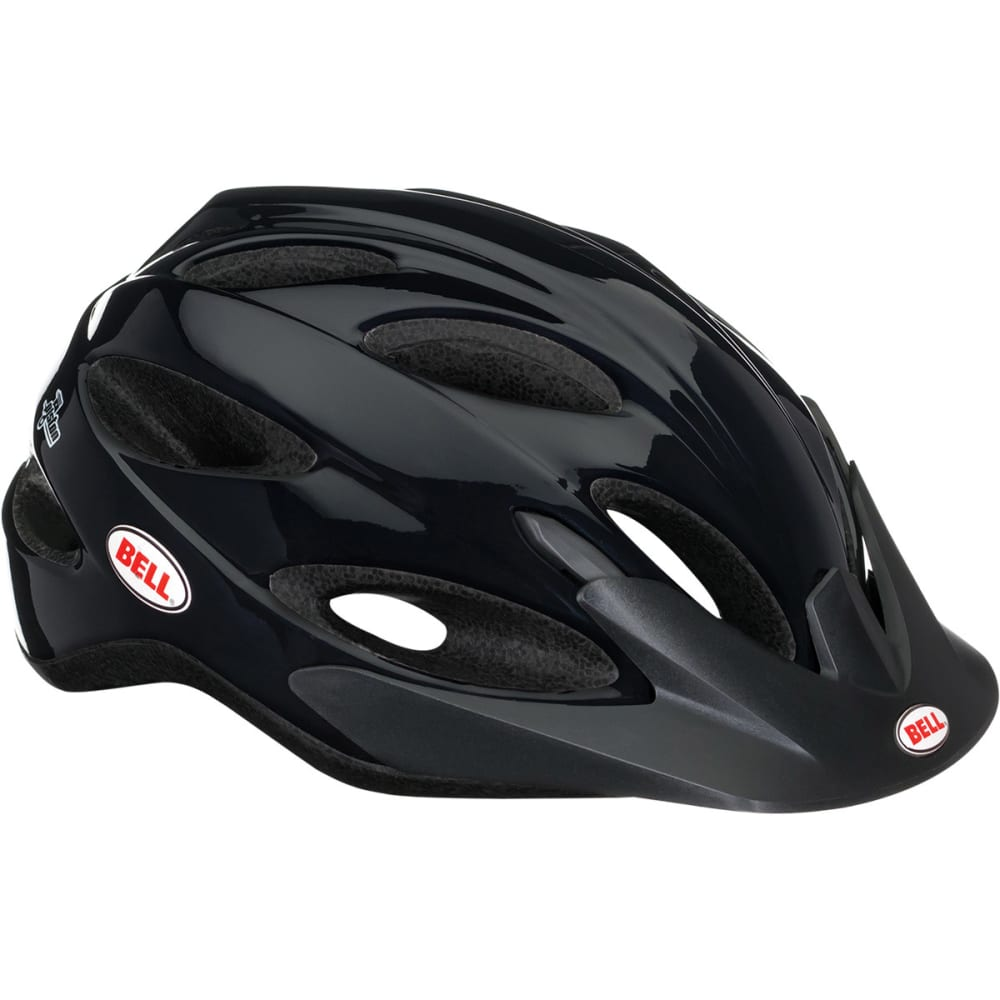 BELL Piston Bike Helmet, Black - BLACK