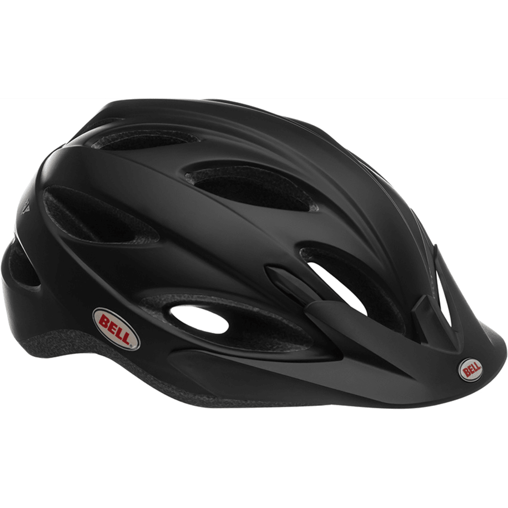 BELL XLP Large Fit Bike Helmet - BLACK