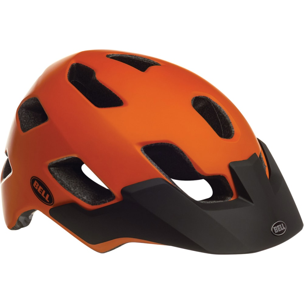 BELL Stoker Bike Helmet, Matte Orange - ORANGE