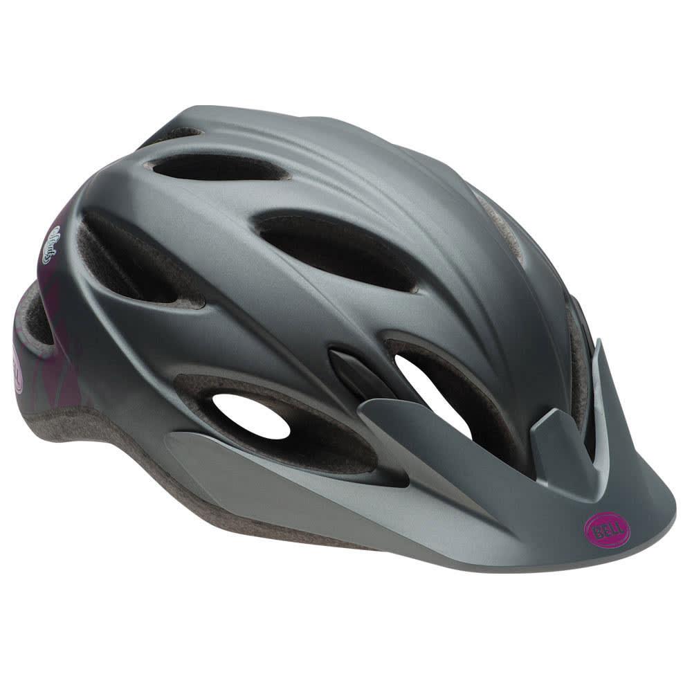 BELL Women's Strut Bike Helmet, Matte Purple - MATTE PURPLE