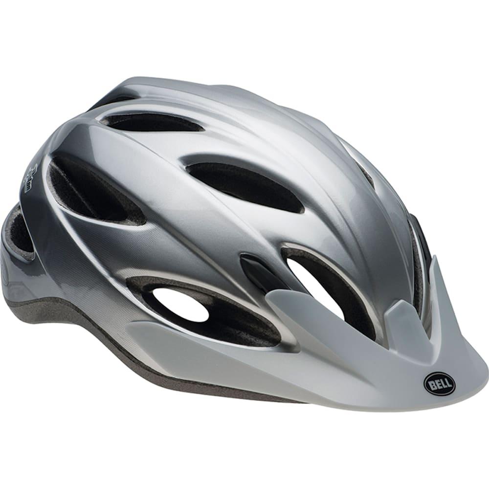 BELL Piston Bike Helmet, Titanium - TITANIUM
