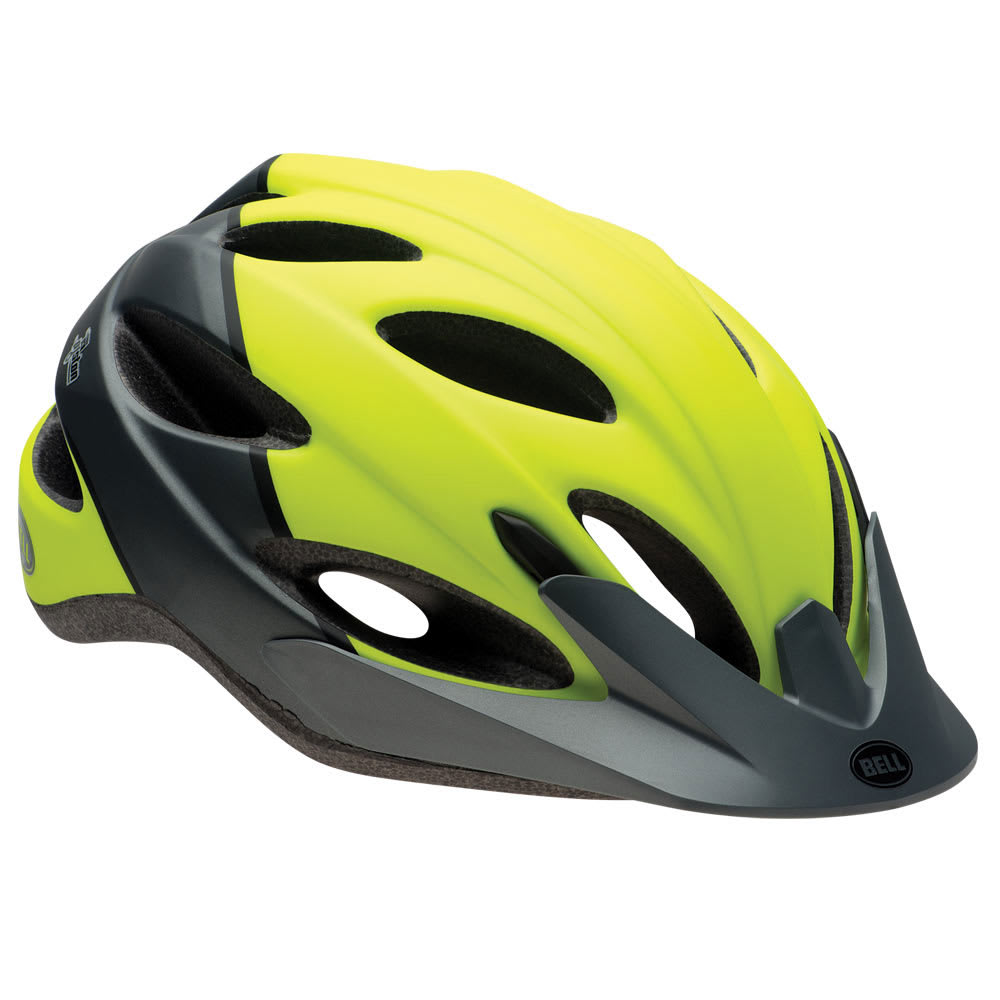 BELL Piston Bike Helmet, High Viz - HIGH VIZ