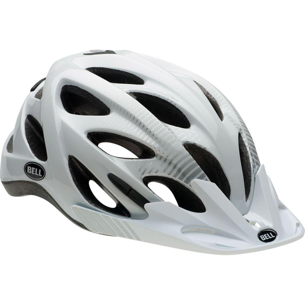 BELL Muni Bike Helmet - WHITE/SILVER