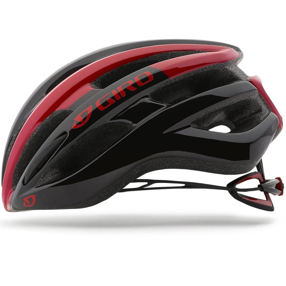 GIRO Foray Bike Helmet - RED/BLACK