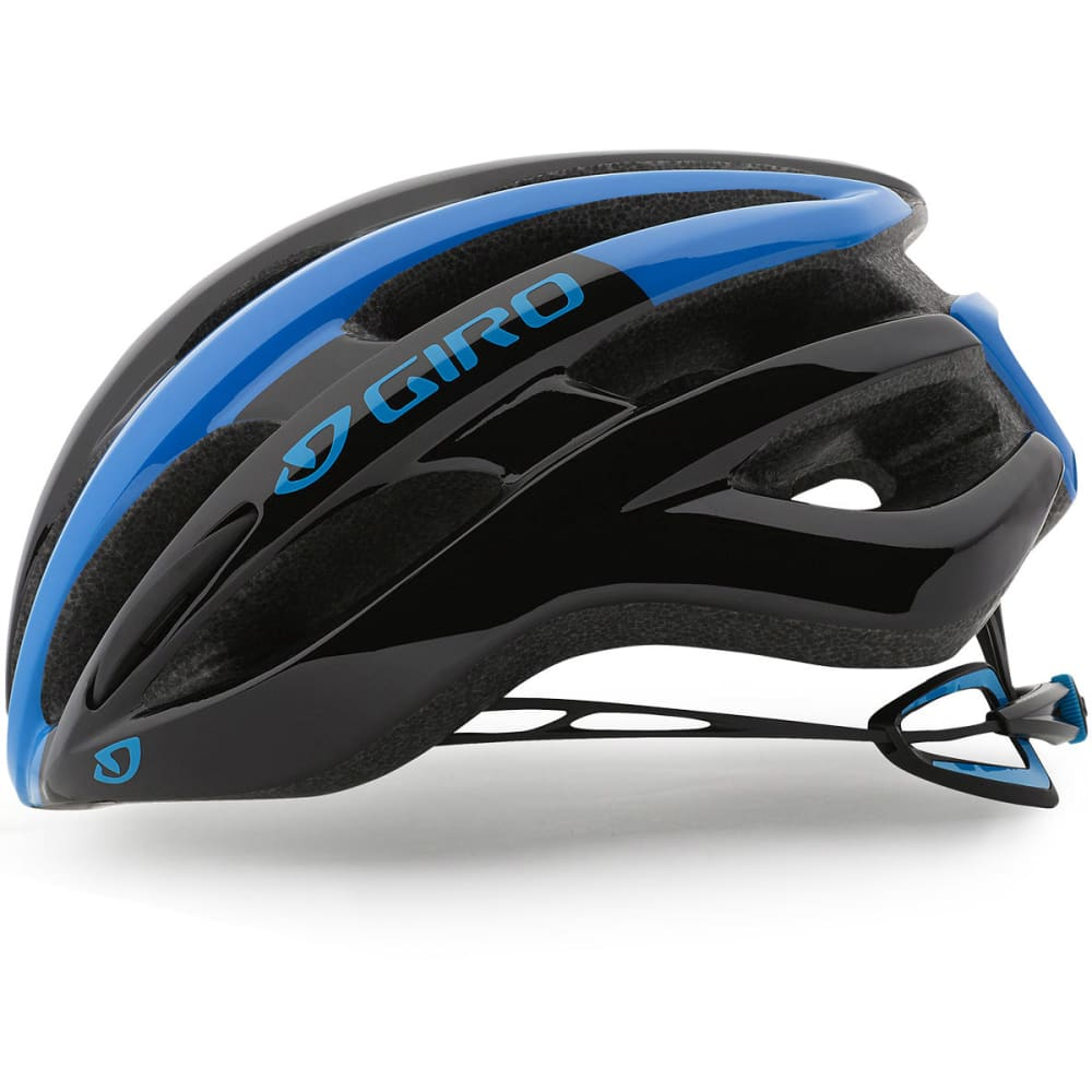GIRO Foray Bike Helmet - BLUE/BLACK